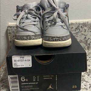 Infant/toddler Jordan sneakers
